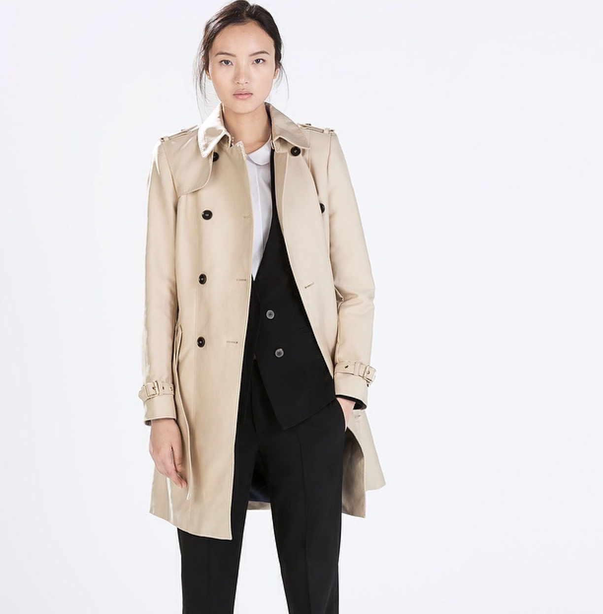 zara trench coat women tradingbasis